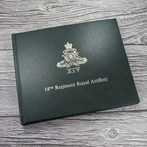 Personalised Logo Visitor Books