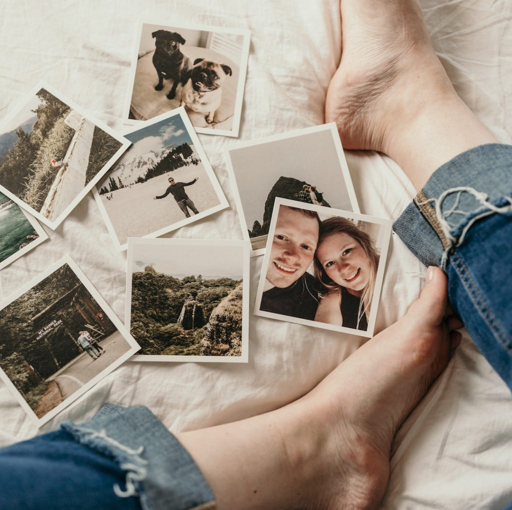 how to plan your photo album photos