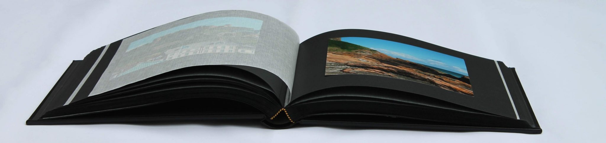Traditional Photo Album Bespoke Album Company